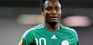 Amokachi Names Mikel as Greatest Nigerian Player
