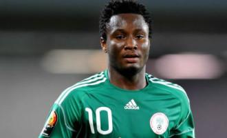 Amokachi Names Mikel as Greatest Nigerian Player