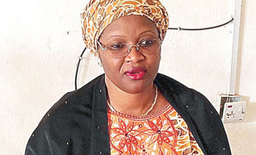 Sad! Former Minister of State for Finance, Nenadi Usman down with breast cancer…