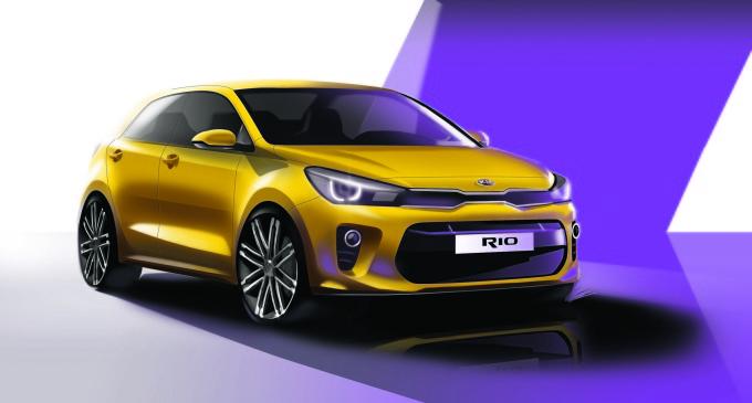 Paris world premiere for all-new Kia Rio