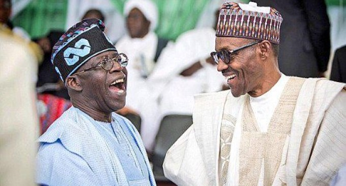 Buhari asks Tinubu to reconcile aggrieved APC members