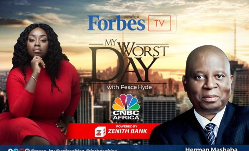 """""""My Worst Day With Peace Hyde"""" featuring SA billionaire Herman Mashaba"""