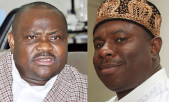 Wike can't be impeached, Rivers PDP tells Peterside