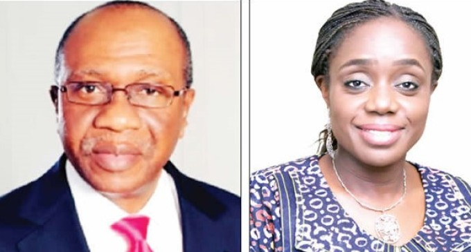 To hell with mischief! Godwin Emefiele and Kemi Adeosun are no enemies