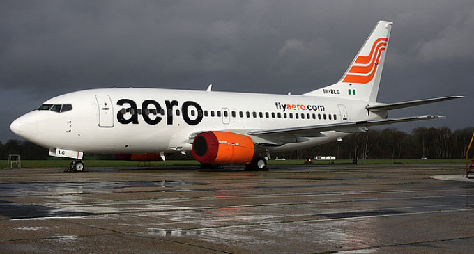 Drama as AERO Contractors barred workers from entering company facilities