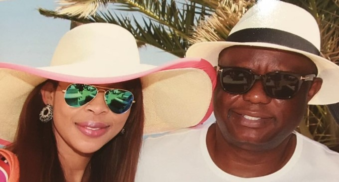 For the records…Capt Hosa Okunbo and ex-wife Evelyn Asemota divorced years ago.