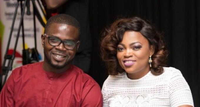 My husband doesn't allow me cook— Funke Akindele-Bello