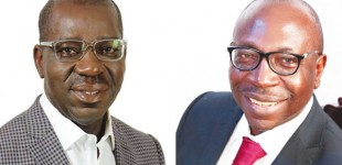 BREAKING:  Ize-Iyamu Emerges APC Candidate in Edo, as Party Drops Obaseki