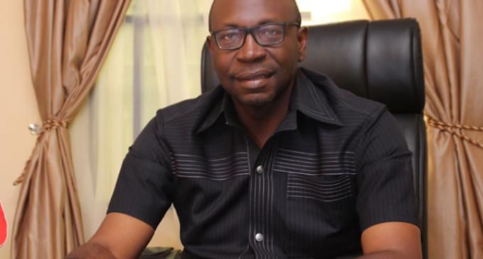 BREAKING: Ize-Iyamu, Edo ex-Speaker, Others Dump PDP For APC