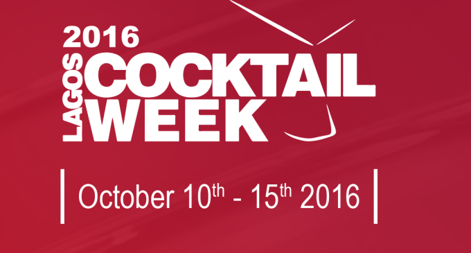 Lagos Cocktail and The Wheatbaker Hotel, Lagos present Lagos Cocktail Week 2016 this October