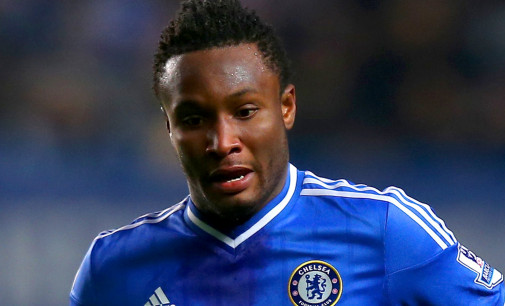 TIANJIN TEDA MOVE: Mikel bids Chelsea goodbye