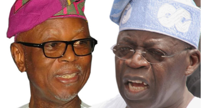 Ondo primary: Crisis hits ruling party as Tinubu says Oyegun must go