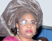 EFCC seeks to seize $8.4m, N7.35b 'from Jonathan's wife'
