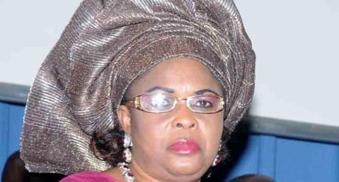 Jonathan's wife sues EFCC, Skye Bank over Fresh $5m found in her accounts