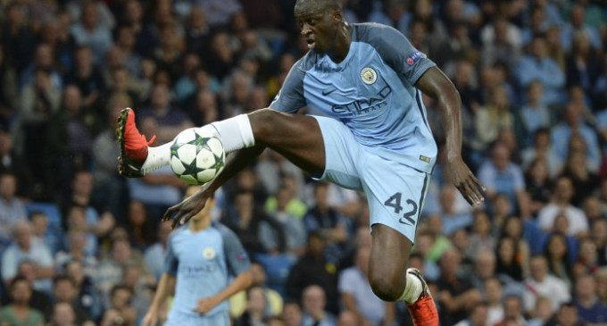 Toure's agent slams Guardiola
