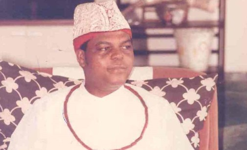 Things fall apart…Five months after his death,Micheal Ibru's children, Oskar and co,battle over his estate