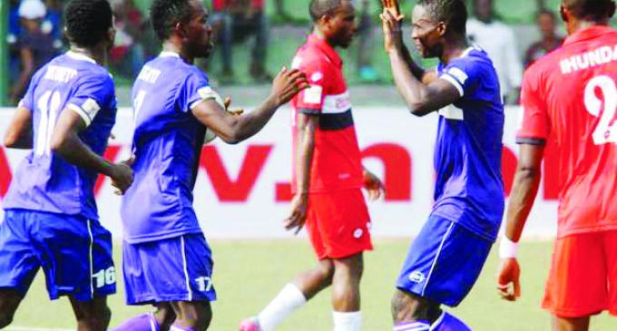 Impressive MFM hold Enyimba to goalless draw