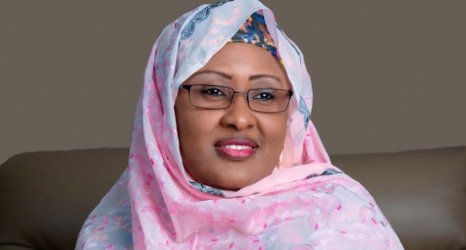 My son remains stable in hospital, says Aisha Buhari