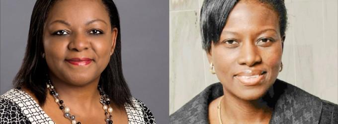 Vanity fair…Banking Czarinas, Bola Adesola and Sola David-Borha, shun peer vanities to outshine male rivals