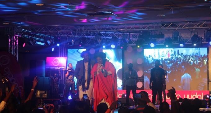 Abuja witnesses praise explosion @ Yudala Zero Gravity Rock Gospel Concert
