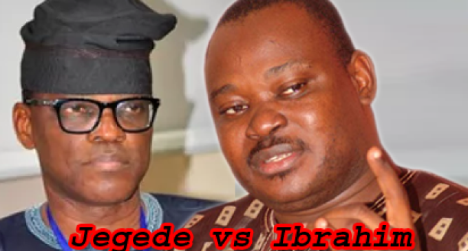 Ondo poll: Jimoh Ibrahim sparks fresh controversy