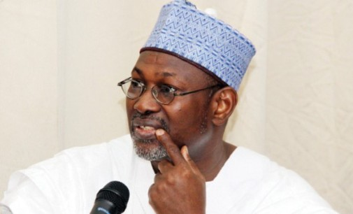 Jega to Fed Govt, INEC on elections reorder: go to court