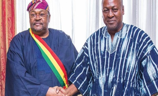 The stamp of his honor…How Dr. Mike Adenuga bagged Ghana's highest national award
