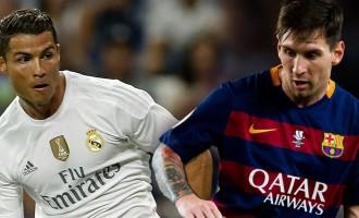 Messi and I are good friends – Ronaldo