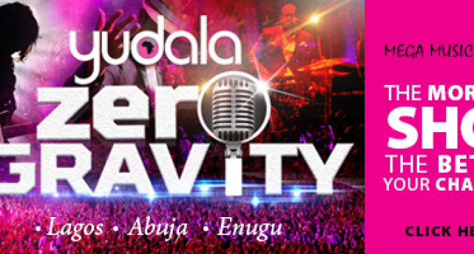 Yudala shuts down Abuja with Zero Gravity
