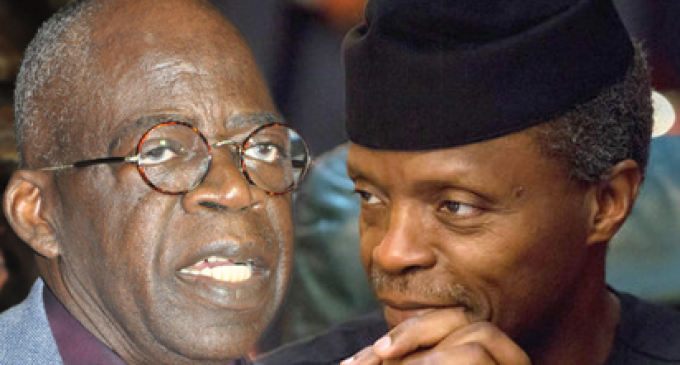 Exposed! How Tinubu Nominated Vice President Osinbajo