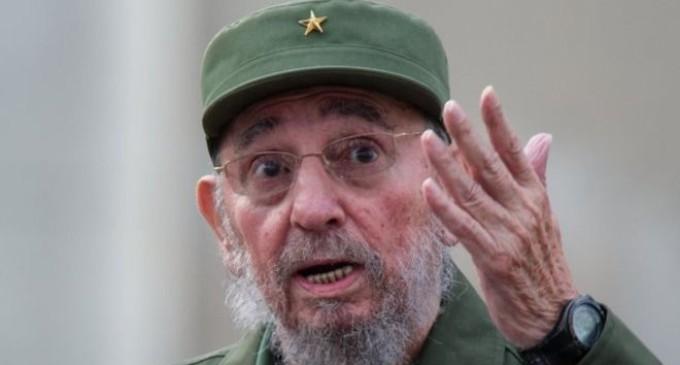 BREAKING: Fidel Castro, Cuba's leader of revolution, dies at 90