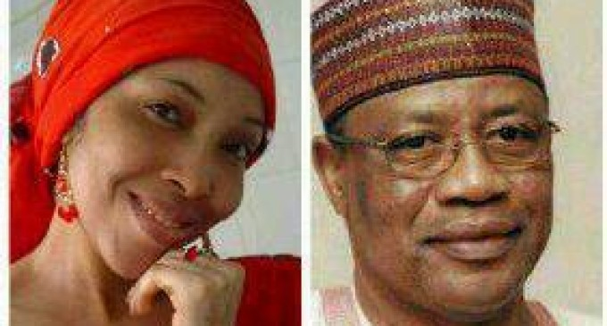 Wedding bells…Gen. Ibrahim Babangida ready to marry Hausa Actress, Ummi Ibrahim Zeezee