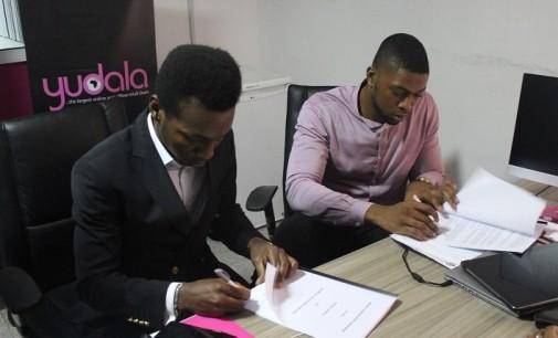 Yudala signs on Frank Edwards as brand ambassador