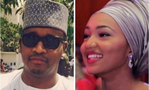 President Buhari's 21 year old daughter, Zahra marries Mohammed Indimi's son Ahmed this week.