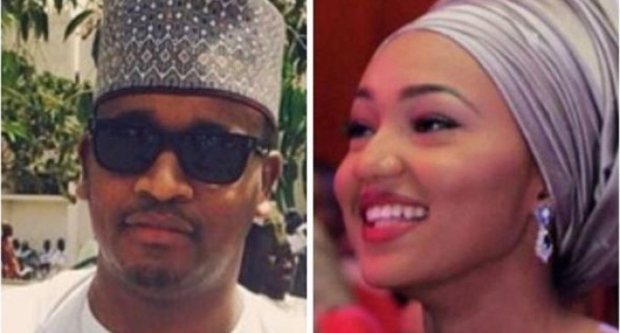 Presidential wedding…Buhari's daughter, Zahra marries Mohammed Indimi's son in December
