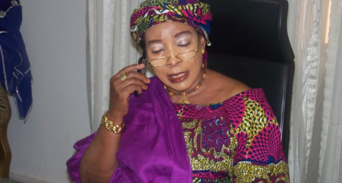 How Atiku's wife, Titi, was defrauded of N918m by a former guber aspirant
