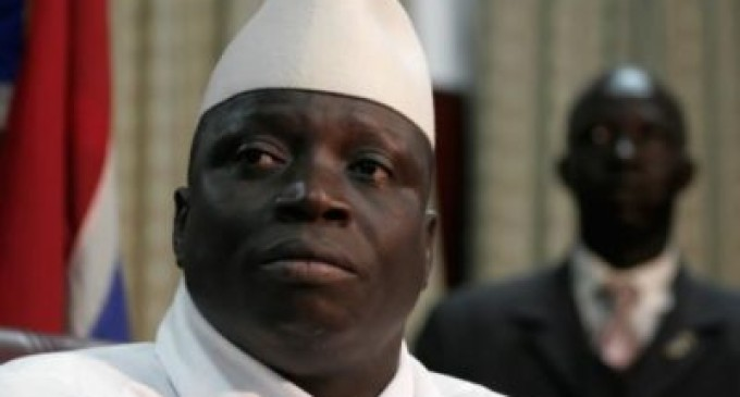 Gambian president Jammeh in U-turn, rejects election results