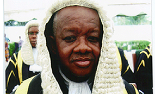 FG tenders cash, guns recovered from Justice Ademola