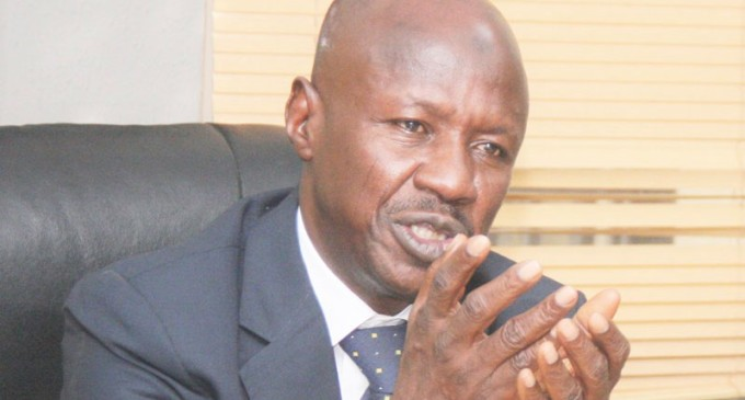 Whistleblowing: EFCC recovers N527b, Magu pledges political neutrality