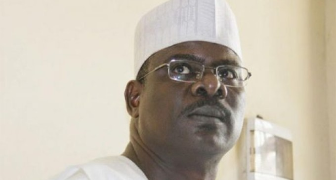 APC Senate caucus sacks leader Ali Ndume