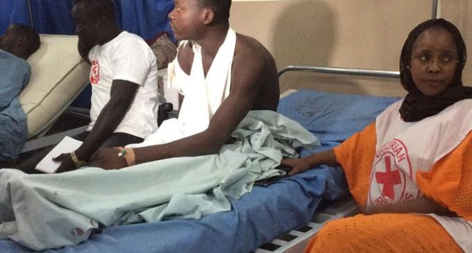 REVEALED! NAF jet bombed Borno camp thrice, says survivor