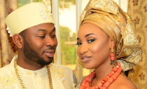 Fans react to Tonto Dikeh's alleged marriage crisis as actress apologises to Mercy Johnson