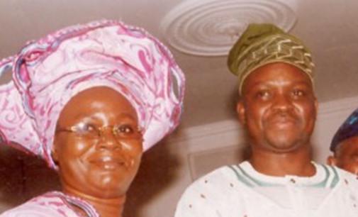 Dear God, Shame my husband's enemies! Ayo Fayose's wife blows hot