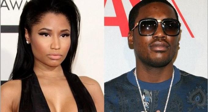 Nicki Minaj breakup with Meek Mill