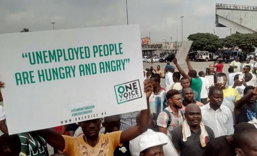 Anti-FG protests rock Lagos, Abuja, major cities