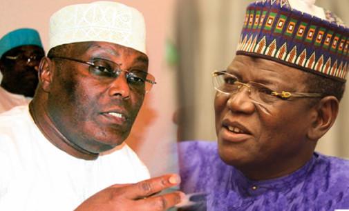 2019: Atiku, Lamido may clash over PDP presidential ticket