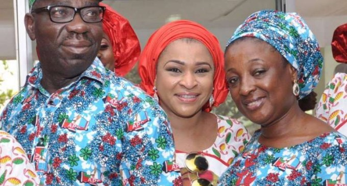 Dilemma of Edo First Lady…Intrigues as Gov. Obaseki's wife, Betsy, battles to save her Bank of Industryjob