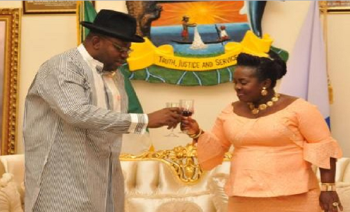 Revealed! How Gov. Seriake Dickson became an idol to his wife