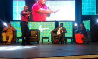 Ekeh inspires youth @ Harvesters' Entrepreneurs Forum, says opportunities abound for new wealth