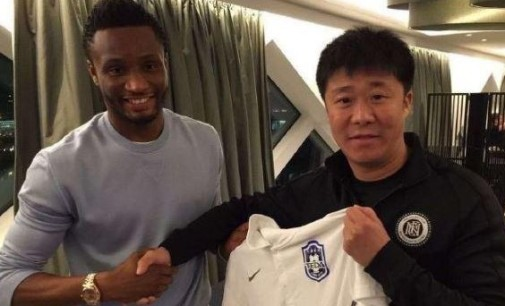 Life in China Difficult, Mikel Reveals